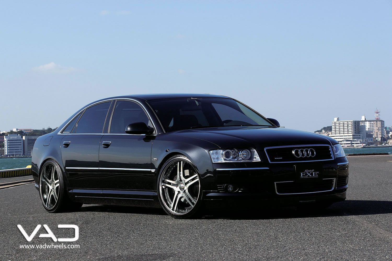Modified Audi A8 D3 Audi A8 Audi Volkswagen