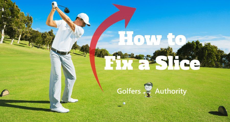 Tired of slicing the golf ball? We can help!. Check out