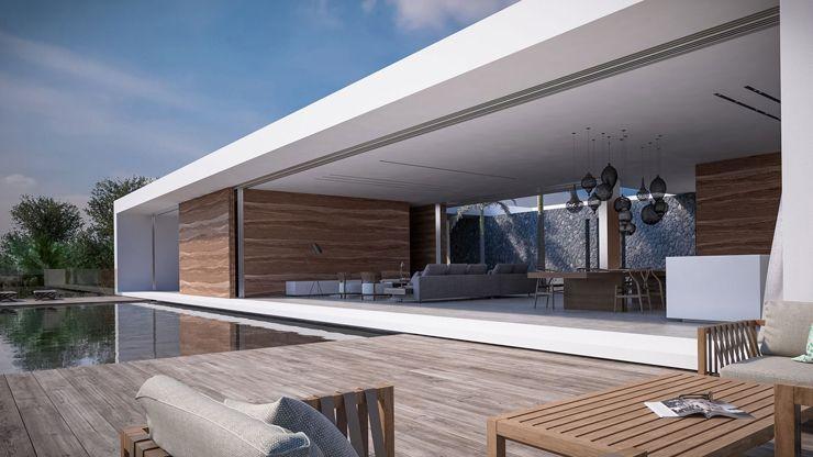 Magnifique maison d\'architecte à Mayotte avec une vue ...
