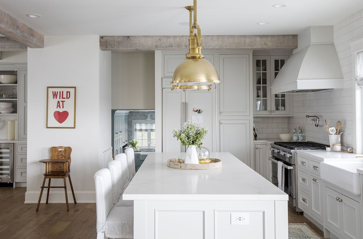 Home Tour Series: Kitchen and Dining Room
