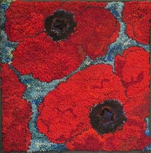 Image Result For Contemporary Rug Hooking Patterns Free