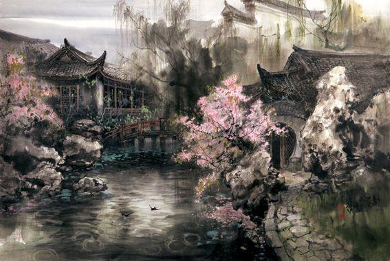SPRING DREAM, Zhao Fu