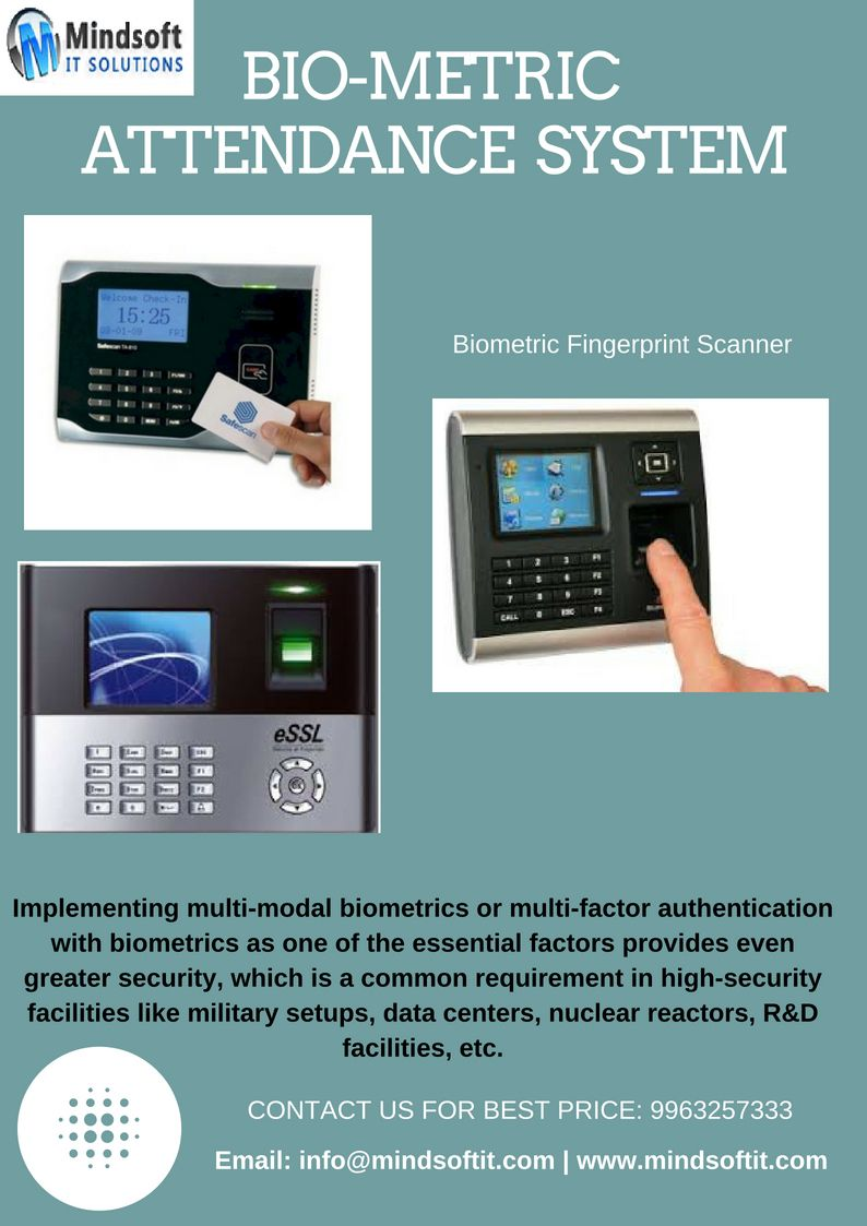 Different biometric recognition methods offer a different