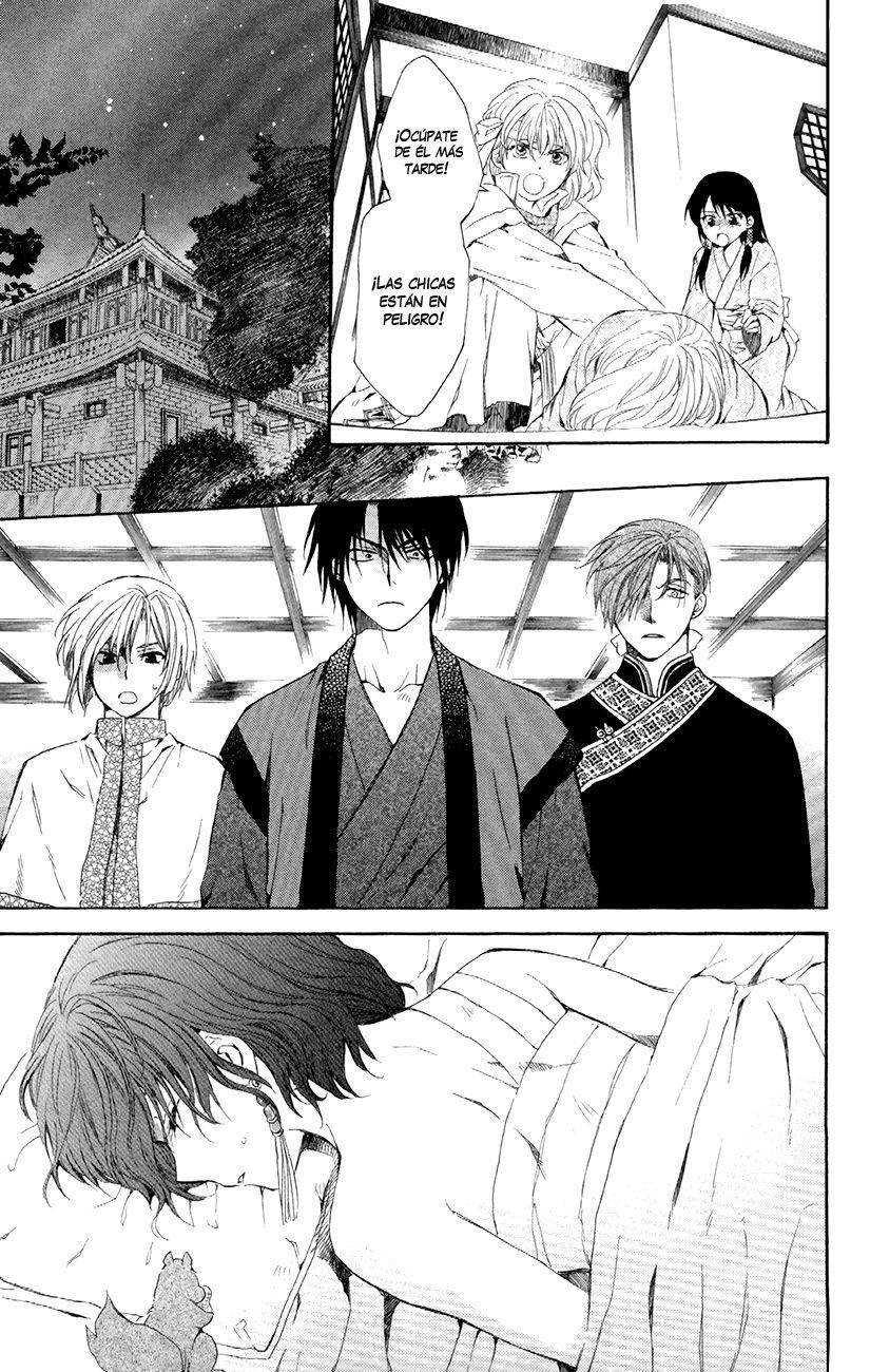 Akatsuki no Yona 83 Last Heaven Fansub Leer manga