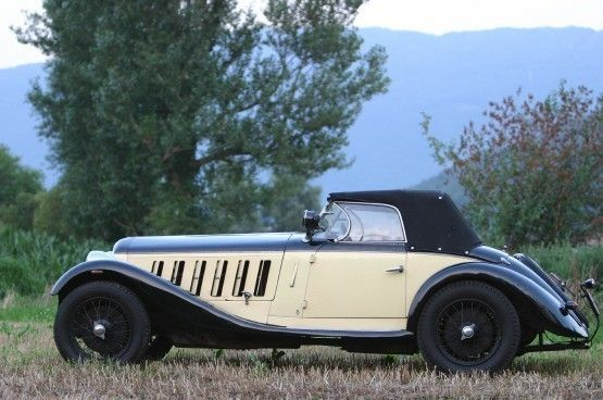 ALFA ROMEO 6C 1750 Gran Sport (1931) - Sport