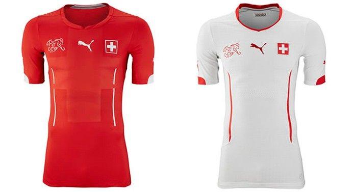 90eb35d00a Confira as camisas de todas as seleções que estarão na Copa do Mundo ...