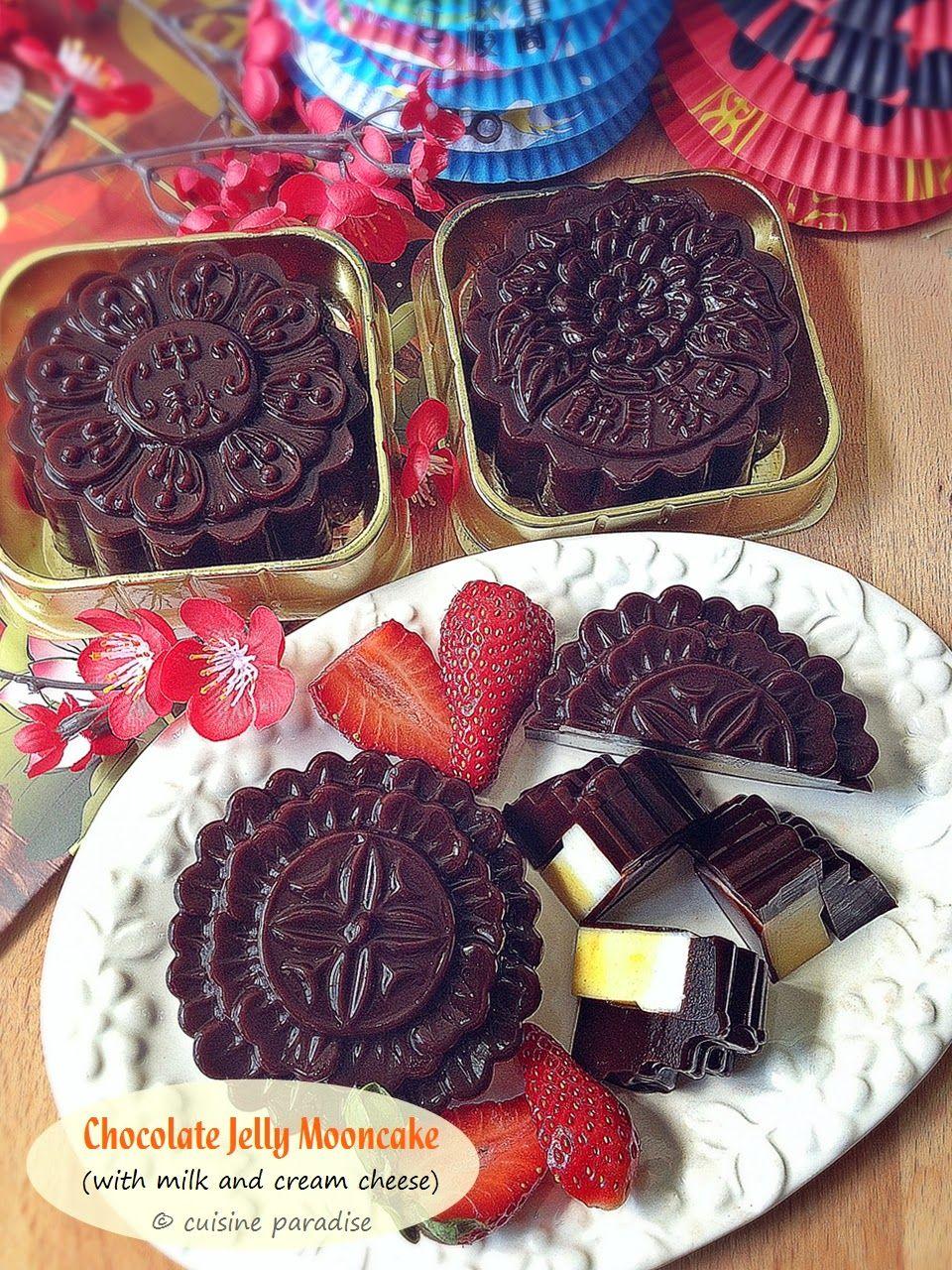 Moon cake recipe blog
