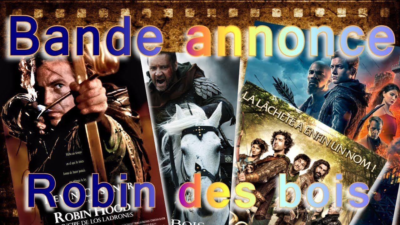 Comme Des Betes Bande Annonce Bande Annonce Robin Des Bois De 1991 A 2018 Robin Des Bois