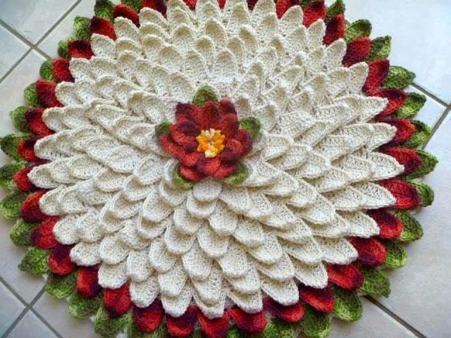 Pin von +556798010923 auf croche | Pinterest