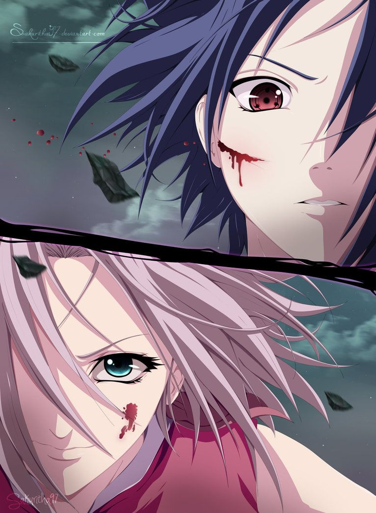Sasuke vs sakura by sakuritha97 naruto pinterest sasuke vs sasuke vs sakura by sakuritha97 altavistaventures Images