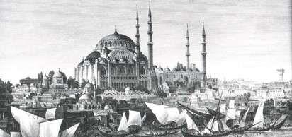 15 Agustos 2015 Cumartesi Tarihte Bugun Istanbul Anitlar Camii