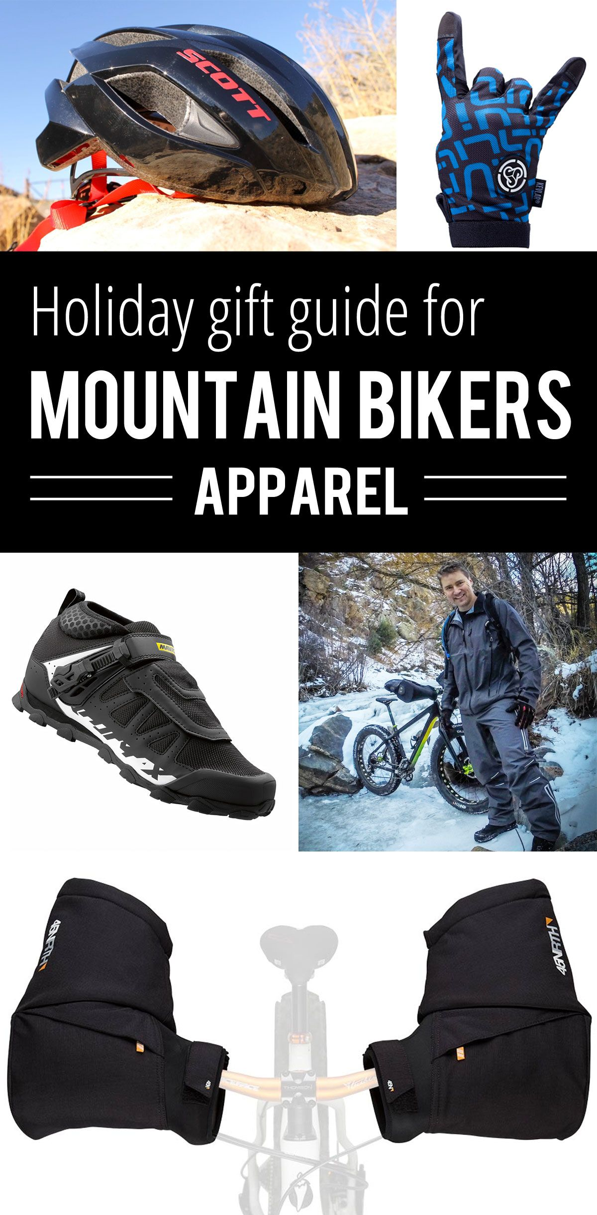 Holiday shopping for your mountain biking buddies got you stumped   Singletracks has selected these no-fail apparel products to gift your  cross-country 2fa7aa438
