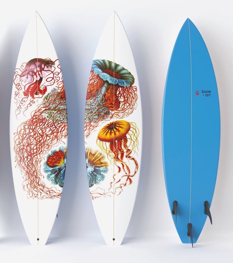 Boom Art Uwl Combine Classic Art With Modern Sports In The New Series Of Surfs In 2020 With Images Classic Art Surfboard Surfing