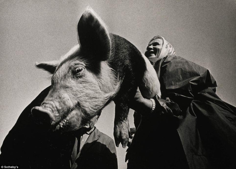 Загляните в эпоху нашей страны через объективы фотографов ...