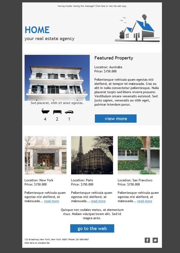 Show off beautiful properties with this #responsive and customizable ...