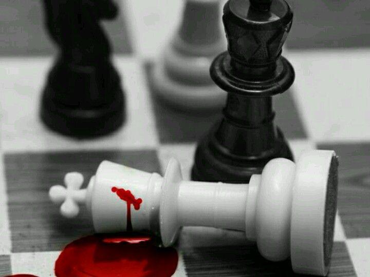 Blood Chess Art Of War.