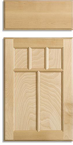 Luxury Custom Mdf Cabinet Doors