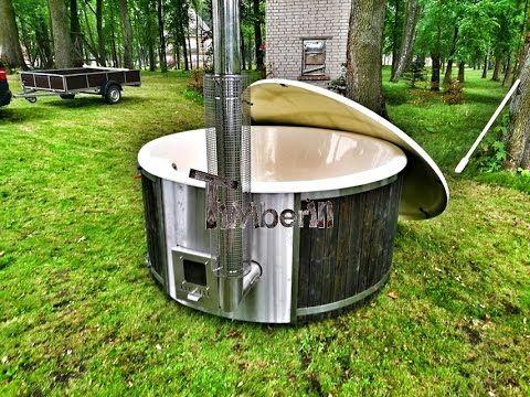 Gfk glasfaser hot tub badezuber deluxe badezuber - Whirlpool einlage ...