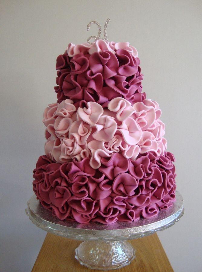 Birthday Cake For Lovers Birthday Cakes Cakes Pinterest