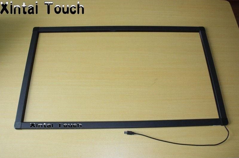 50 Inch 2 Points Usb Multi Touch Screen Overlay Ir Touch Frame