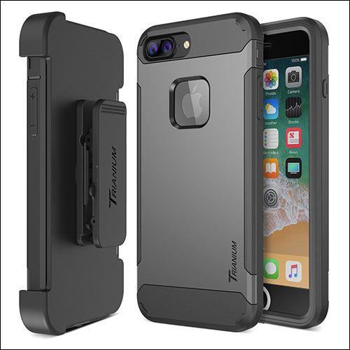 iphone 8 plus belt case