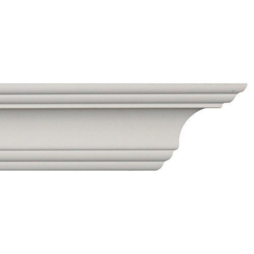 64 Ft Of 3 5 Angelo Foam Crown Molding Room Kit W Precut Corners On End Of Lengths Available In 5 Other Styles And Quantities See Our Other Listings By Karniz