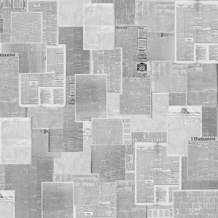 New Wallpaper Old Newspapers Newspaper Collage Vintage Articles