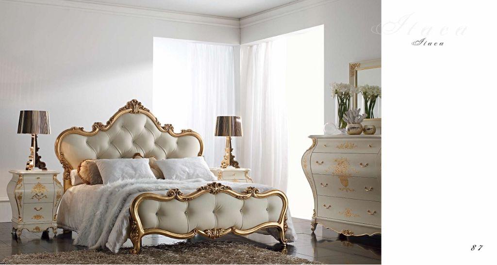 Schlafzimmer Klassik - Centro Mobili Paratore Italienische Möbel
