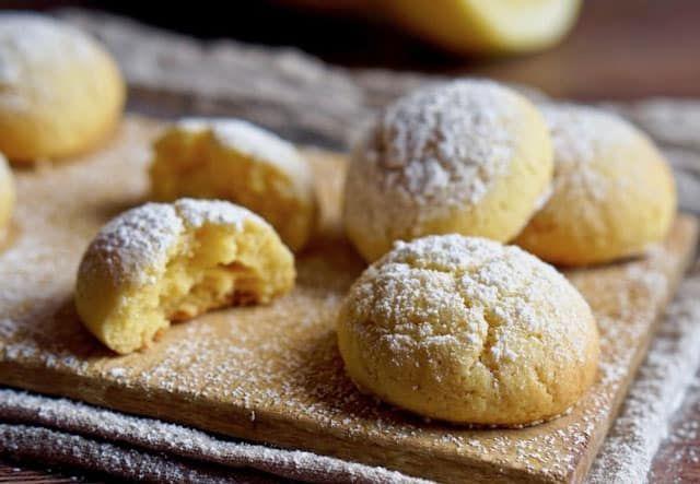 Biscuits Légers au Yaourt et Citron