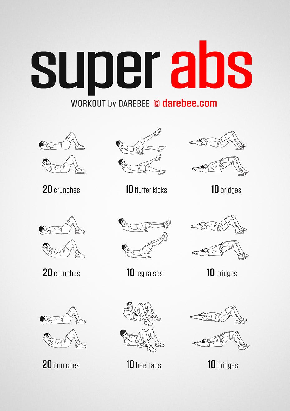 Super Abs Workout