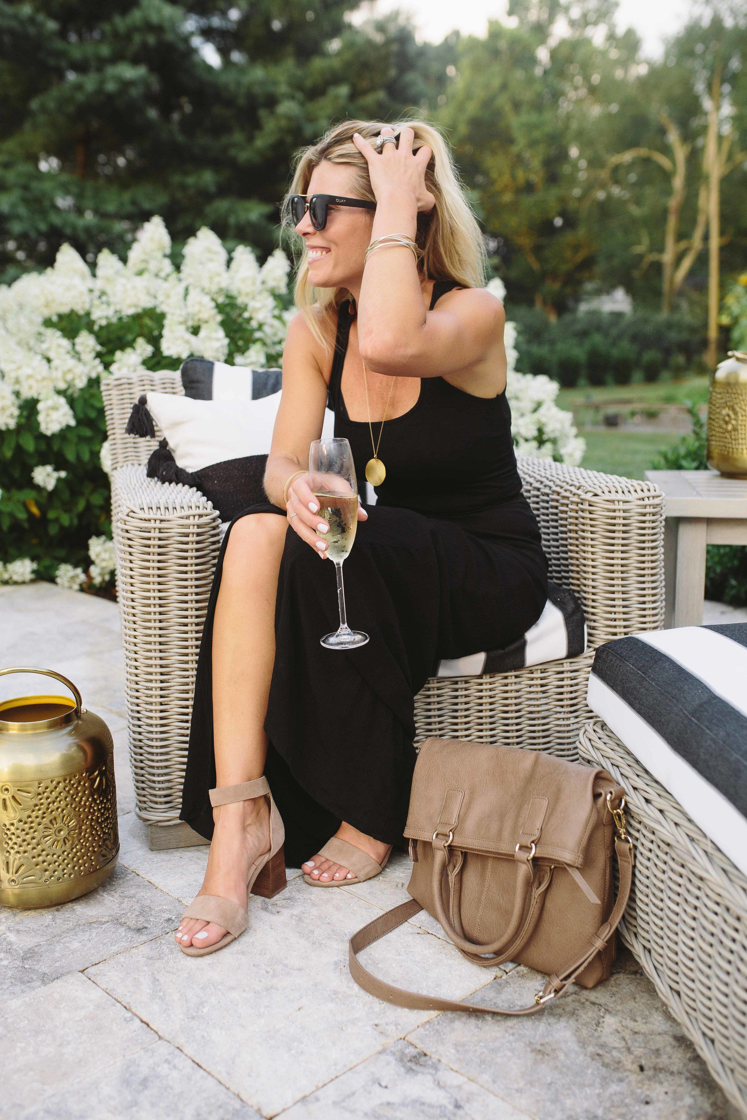 Dressing for summer outdoor parties living with landyn