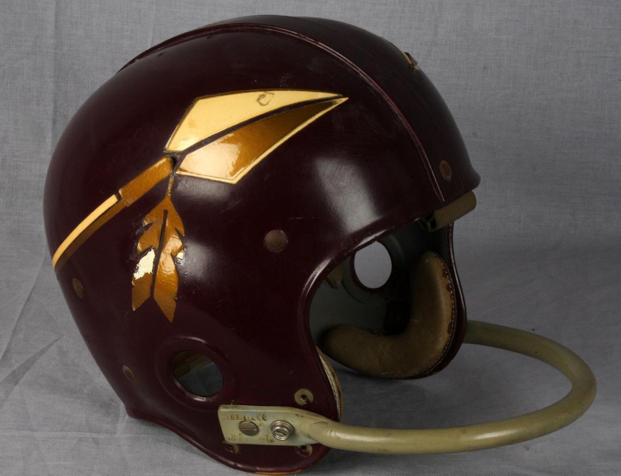 washington redskins old helmets Google Search Football