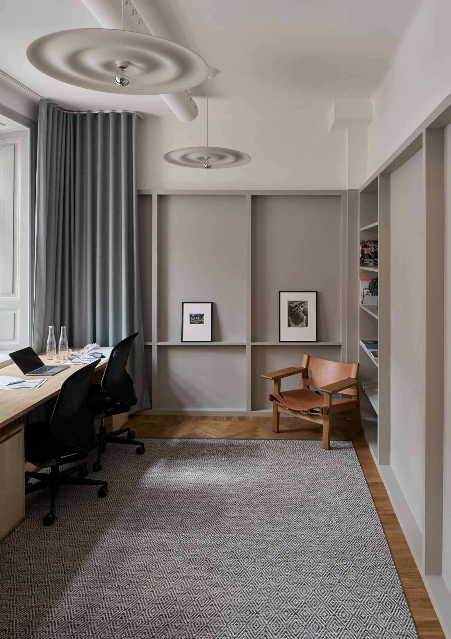 Home Office Club Alma Creative Club Leibal Featuring Minimal And Functional