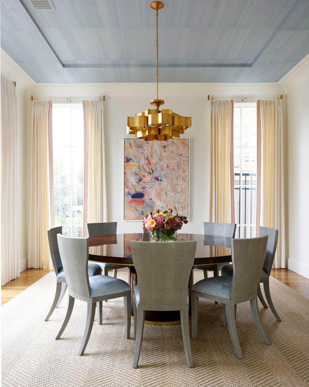 dining room design by jenkins interiors   dining room ...