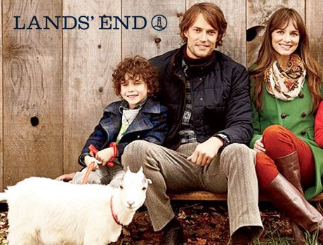 EXCLUSIVE 20% Off at Lands' End (code: GOSSIP20)