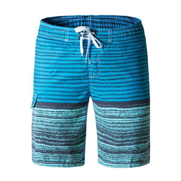 Designer Zwembroek.Mens Designer Swimsuit Swimwear Striped Swimwear Men Swim Shorts