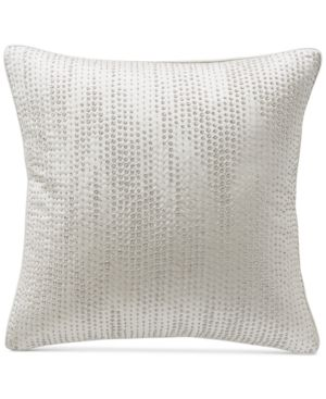 Hotel Collection Gilded Geo 14 X 22 Decorative Pillow Bedding