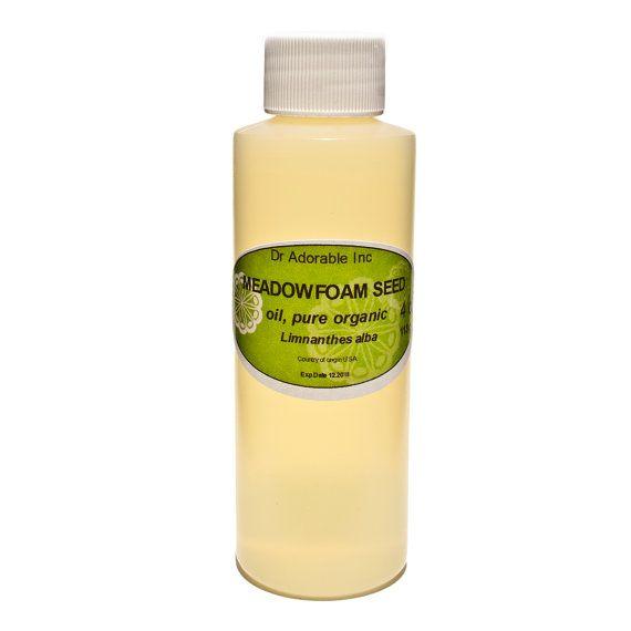 4 Oz Meadowfoam Seed Oil Pure Organic Natural Anti Aging Skin Care Evening Primrose Oil Organic Oil