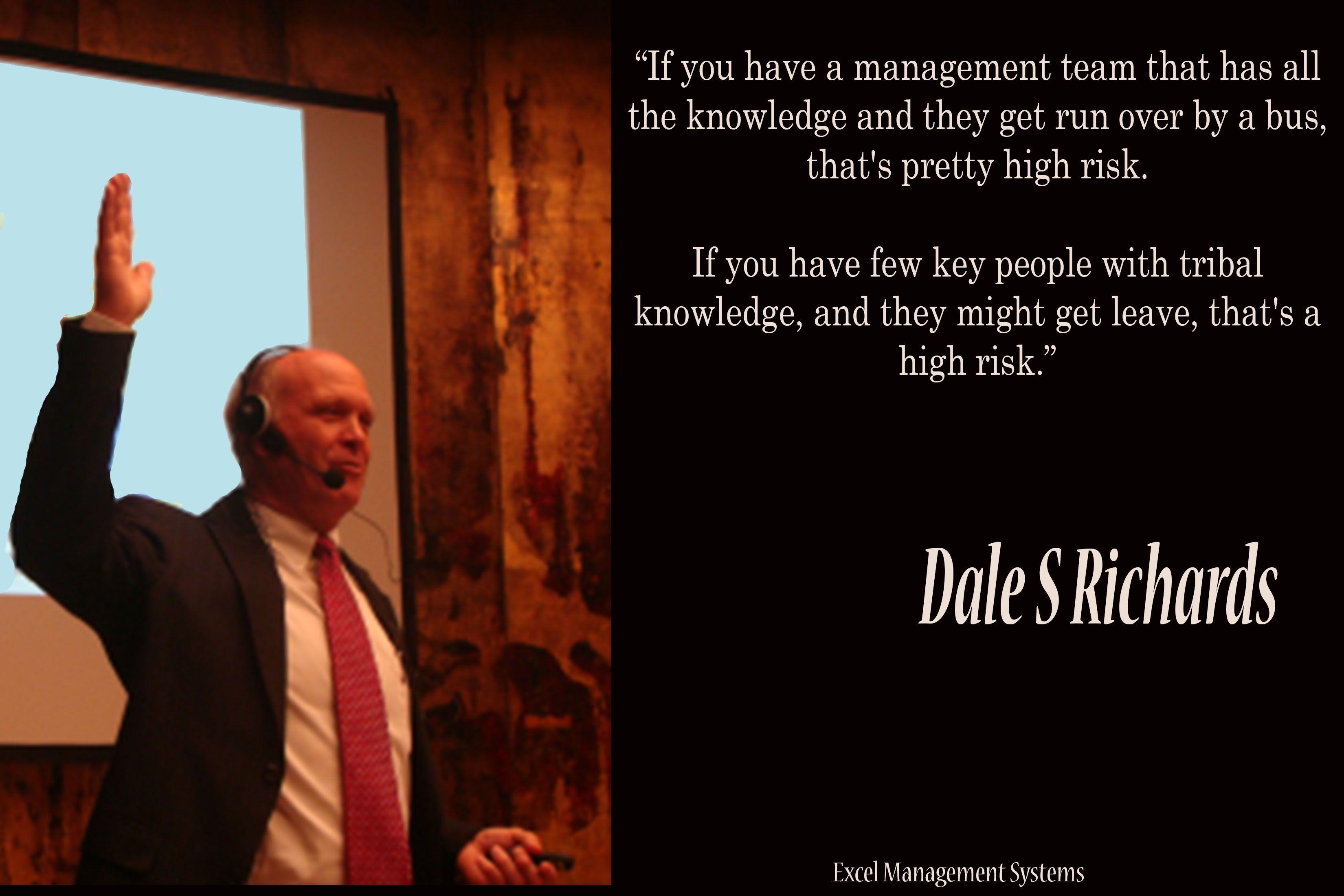 Dale S Richards Vistage Chair & International Speaker CEO Bio