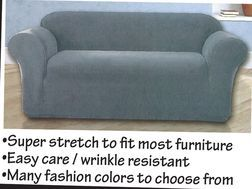 Sofa Twill Stretch Furniture Cover From Ollie S Bargain