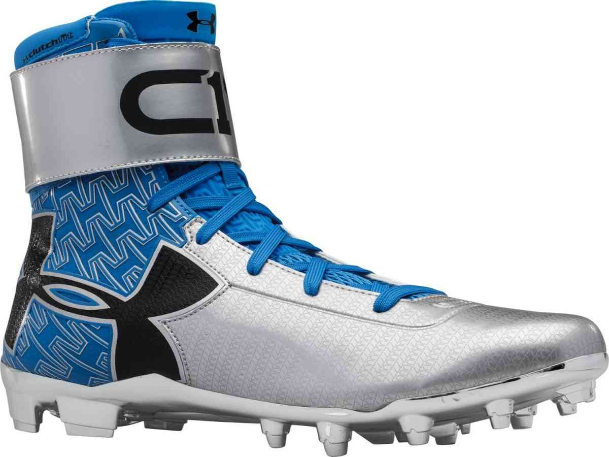 Cam newton lacrosse cleats mens football cleats