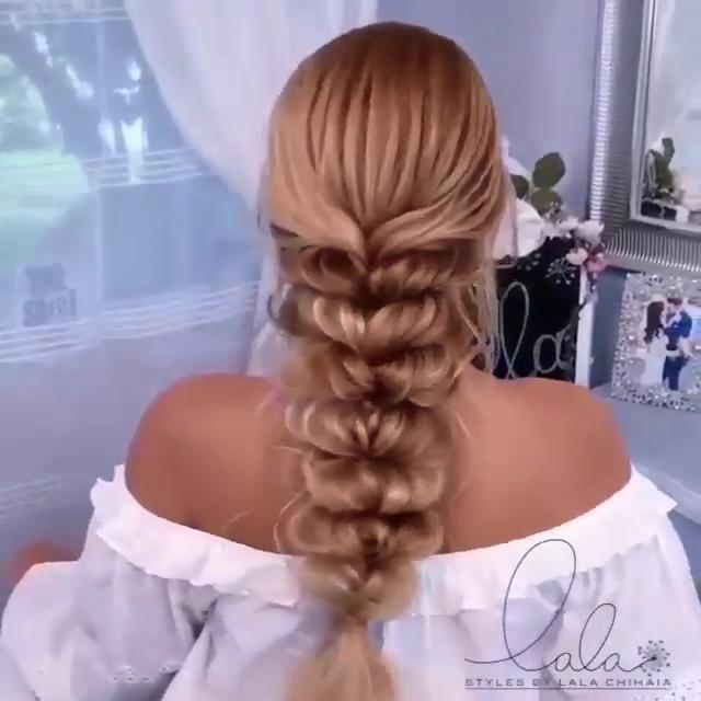 Boho Vibes Braided Hairstyle Idea Tutorial