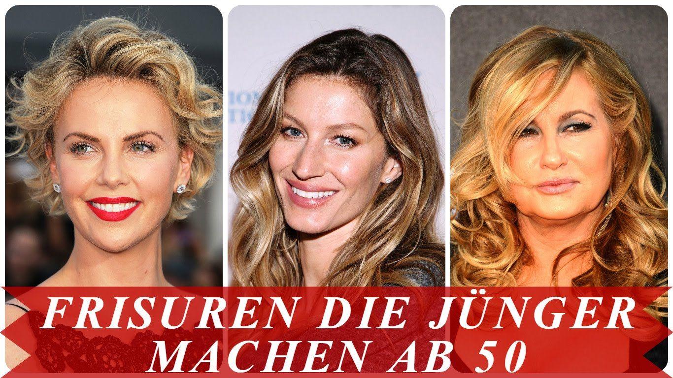 Frisuren Für 50 Jährige Frauen Frisuren Frauen Pinterest Hair