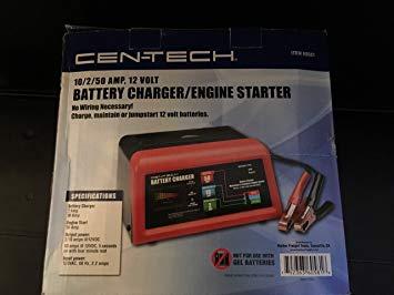 CENTECH Battery charger / Engine starter box