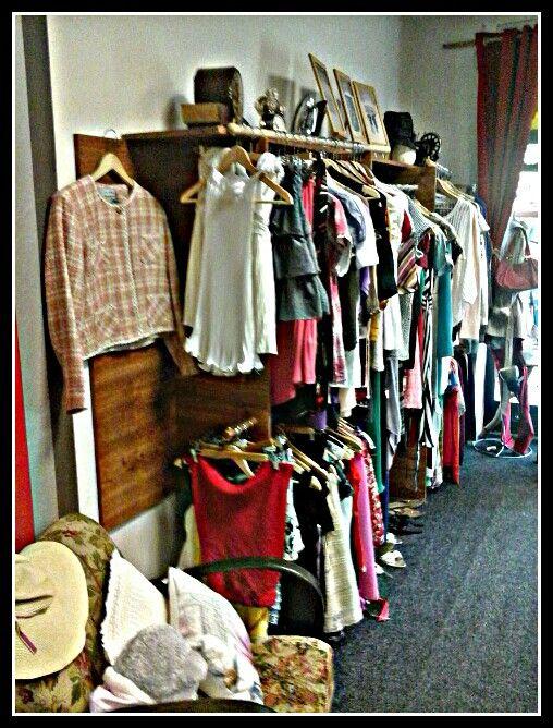 Second Hand Shop Vintage Karvina Second Hand Shop Vintage Shops Wardrobe Rack