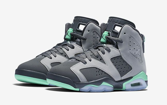 Official Images Of The Air Jordan 6 GS