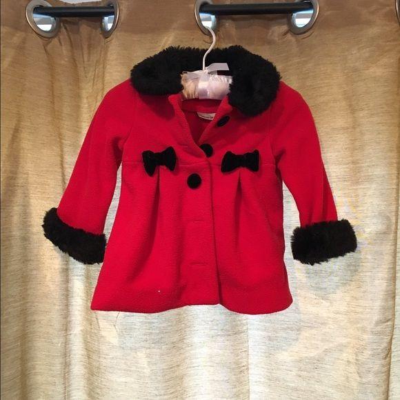 New Baby Girl S Fancy Dress Coat 6 9m Nwot Unworn Maggie Zoe