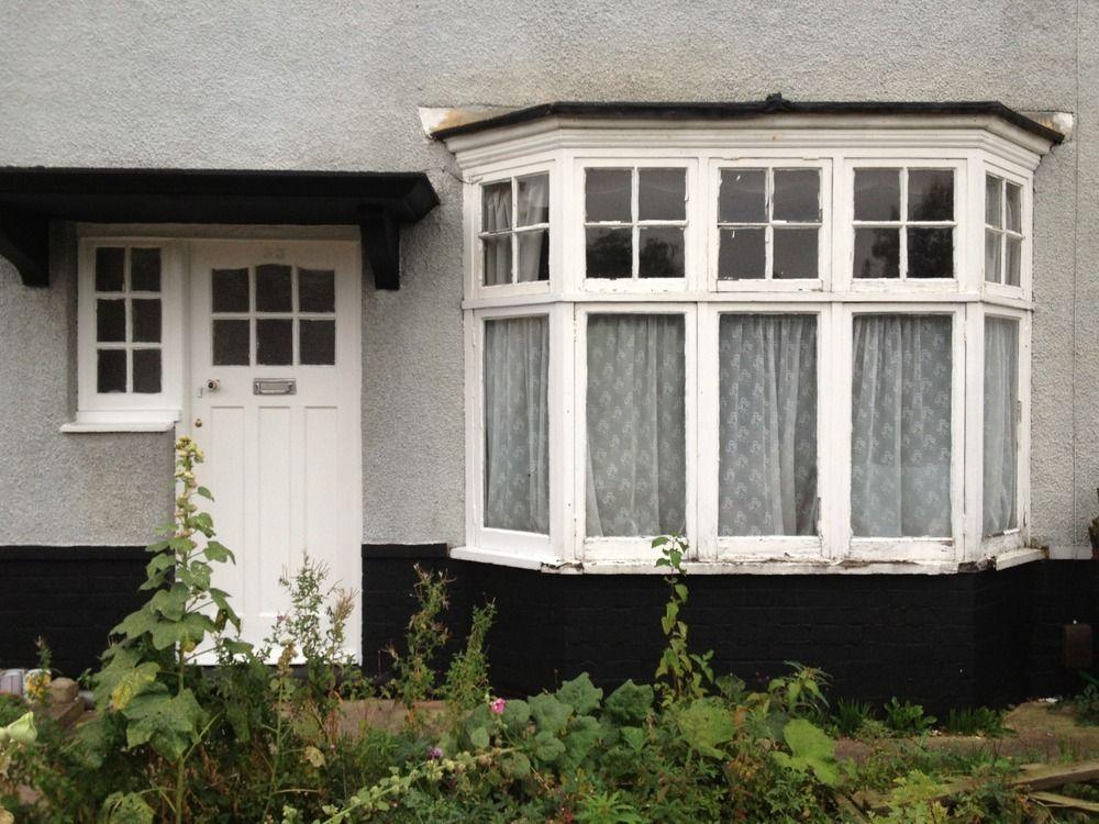 1930s bay window and door replacing doors and windows for 1930s bay window curtains