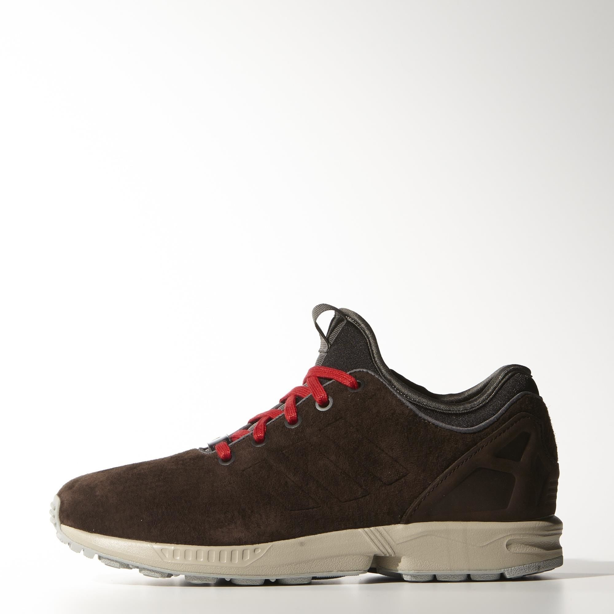 reputable site d630a 754d6 adidas ZX Flux NPS Shoes - Brown   adidas Ireland