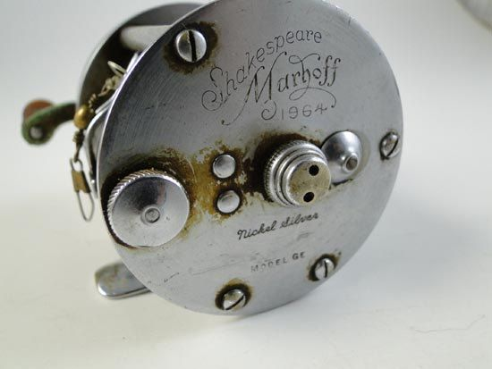 Old Fly Fishing Reels